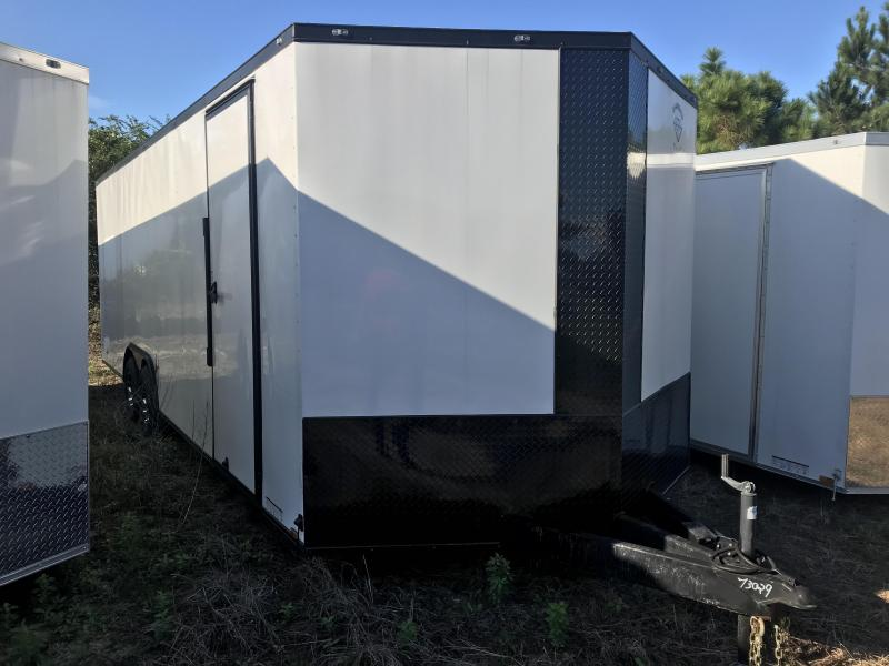 2020 Diamond Cargo 8.5x24TA3 Enclosed Cargo Trailer