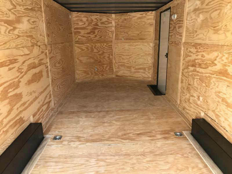 2020 Diamond Cargo 8.5x24TA3 Enclosed Cargo Trailer