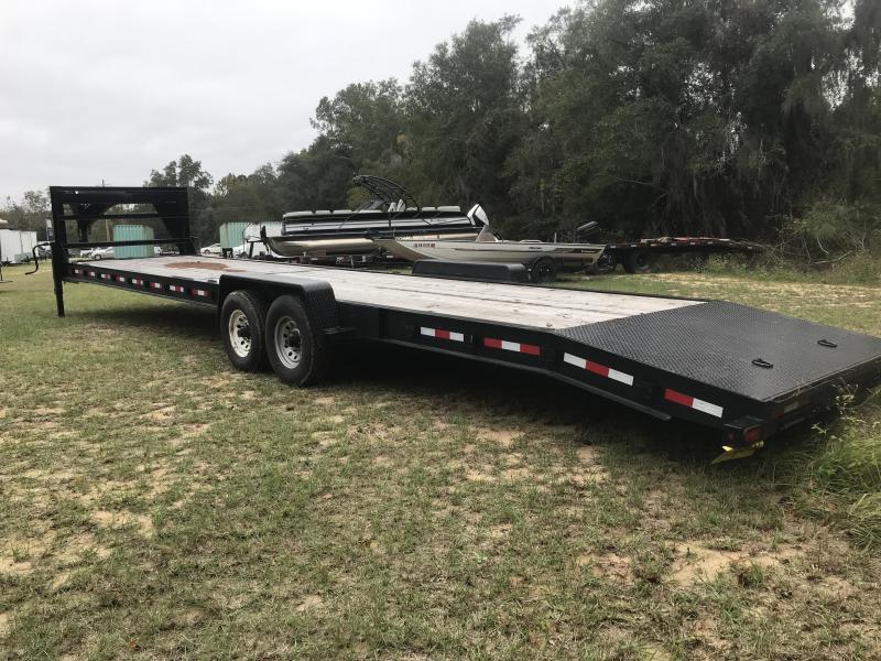 2018 Down 2 Earth Trailers 82x36TA 14k Carhauler Equipment Trailer