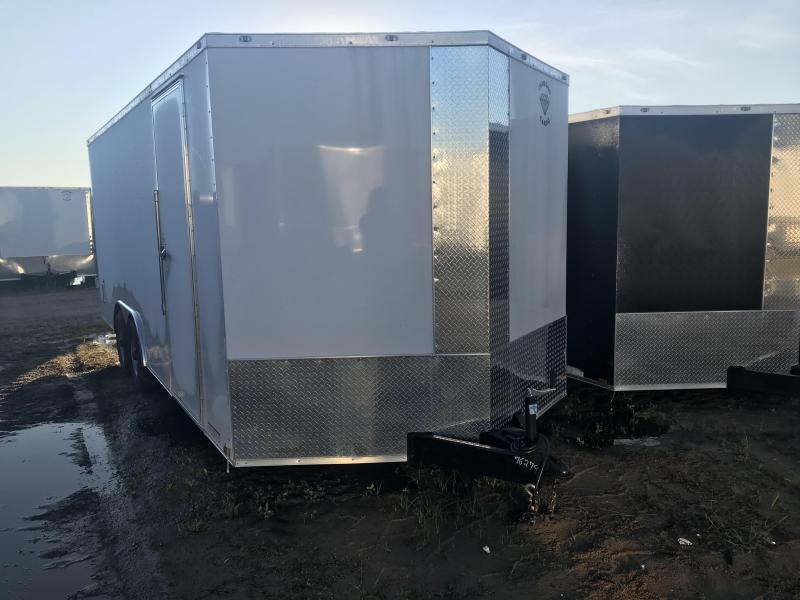 2020 Diamond Cargo 8.5x20TA3 Enclosed Cargo Trailer