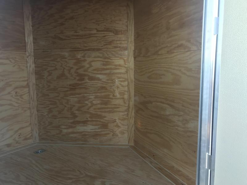 2020 Diamond Cargo 8.5x20TA3 Enclosed Cargo Trailer