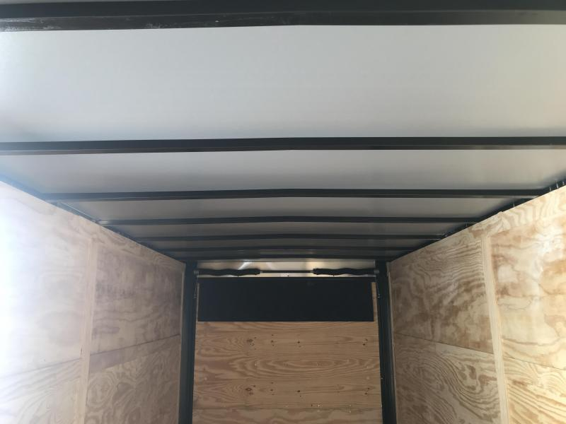 2019 Diamond Cargo 7x16TA Enclosed Cargo Trailer