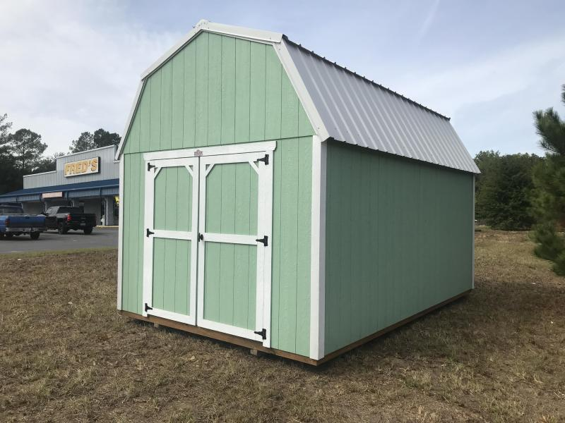 2020 Stor-Mor 10x16 Lofted Barn Barn