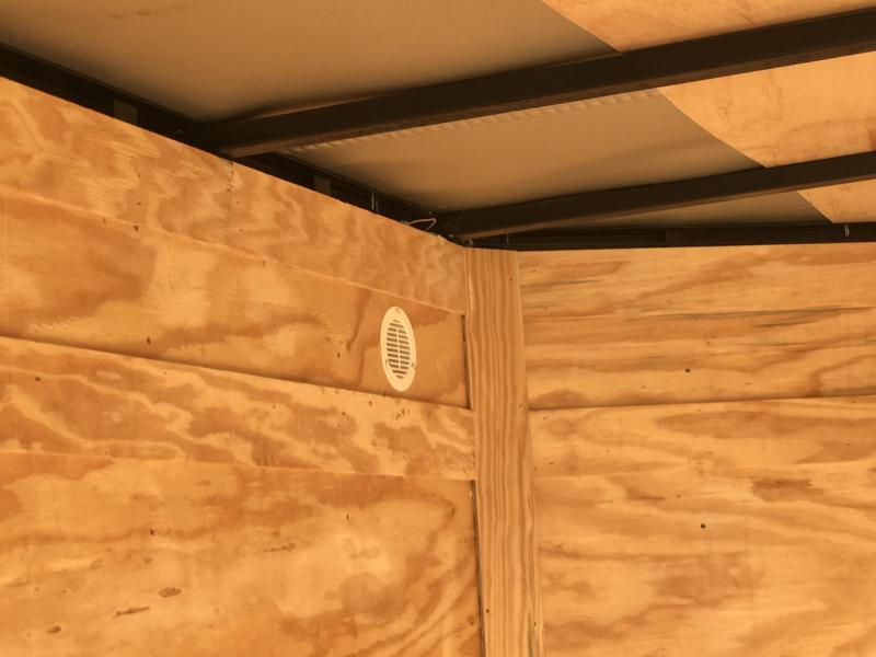 2020 Diamond Cargo 5x8 SA Enclosed Cargo Trailer