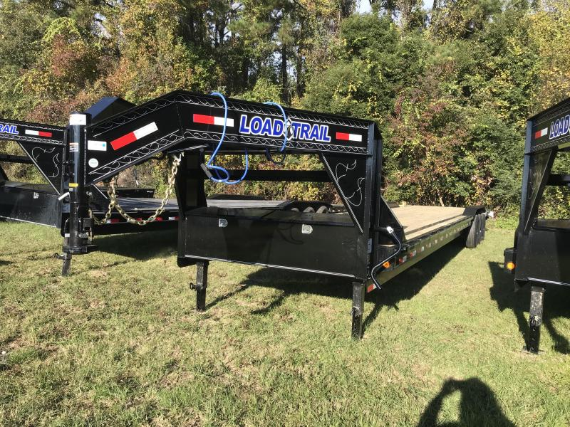 2020 Load Trail 102X40 Gooseneck Car Hauler Equipment Trailer