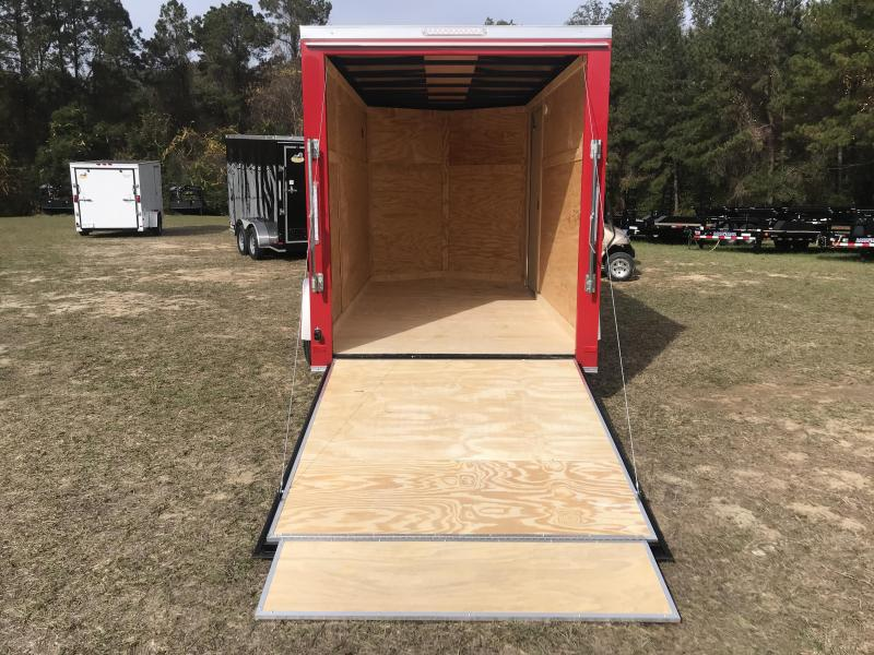 2020 Covered Wagon Trailers 6x12SA Goldmine Enclosed Cargo Trailer