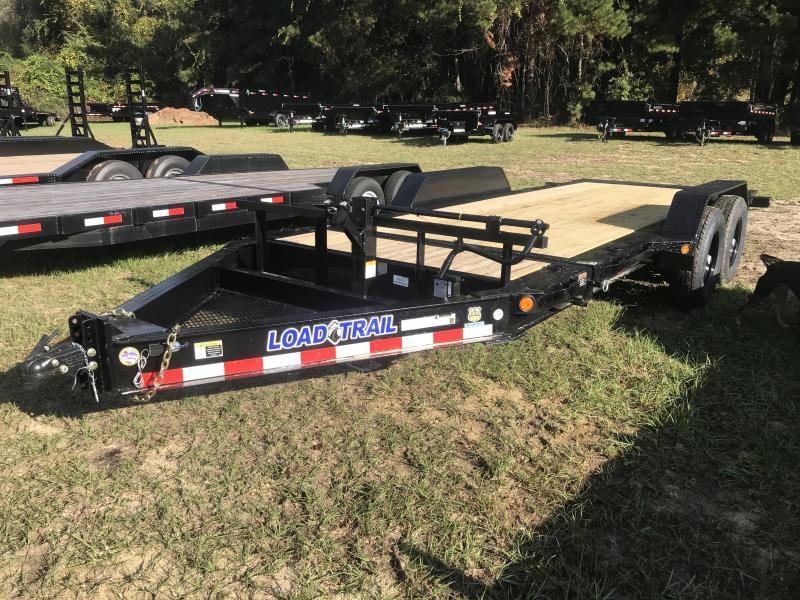 """2020 Load Trail 83"""" X 18' Tilt-N-Go Trailer Equipment Trailer"""