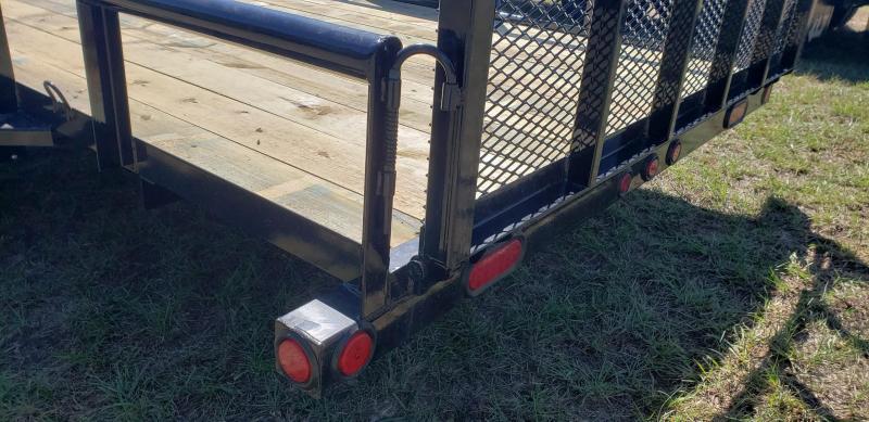 2020 Load Trail 77 x 14 Single Axle Utility Trailer