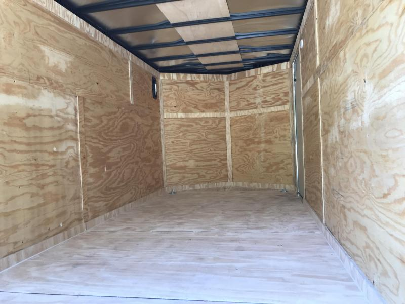 2020 Covered Wagon Trailers 7x16TA Goldmine XTRA HEIGHT Enclosed Cargo Trailer
