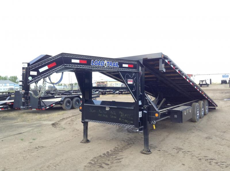 2019 Load Trail GOOSENECK Equipment Trailer