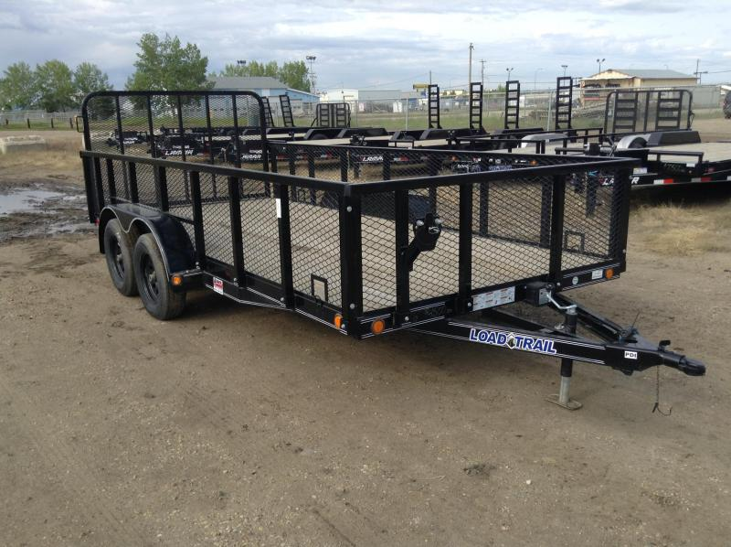 2019 Load Trail LANDSCAPE Utility Trailer