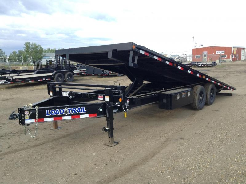 2019 Load Trail TT Equipment Trailer