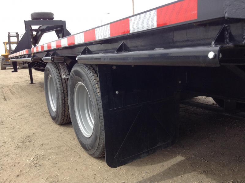 2020 Canada Trailers GN 2X12K Equipment Trailer