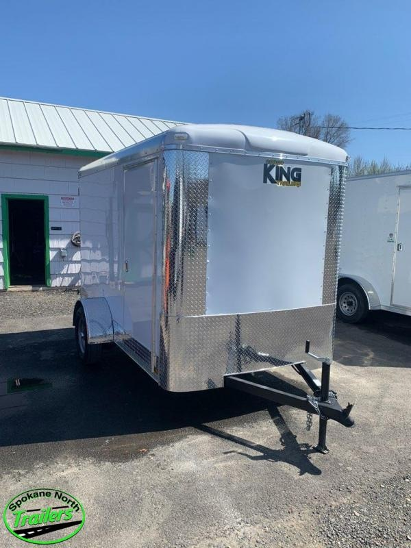 2020 Cargo King by Forest River Defender 6x10 Cargo Trailer