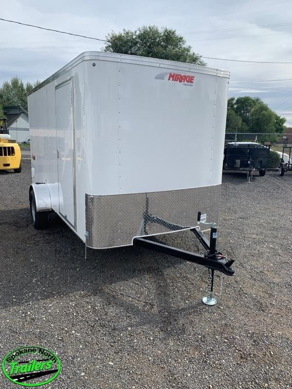 2020 Mirage XPO 6x12 Cargo Trailer