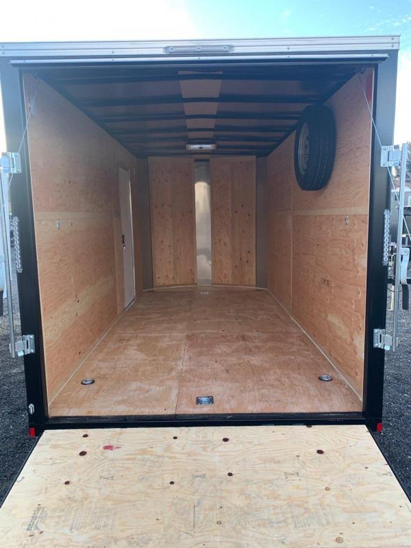 2020 Mirage XPRES 7x14 SideXSide Cargo Trailer