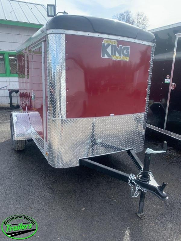 2020 Cargo King by Forest River Defender 5x8 Enclosed Cargo Trailer