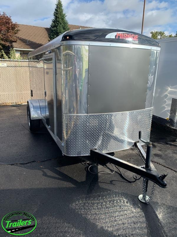 2018 Mirage Trailers Mirage XTERA 5X12 Cargo Trailer Enclosed Cargo Trailer