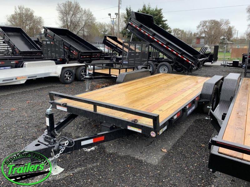 2020 Sure-Trac 7X18 Car Hauler 10k
