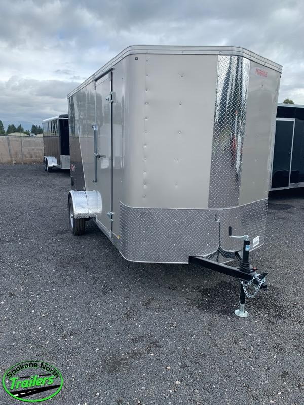 2020 Mirage XPRES 6X12 SINGLE AXLE Cargo Trailer