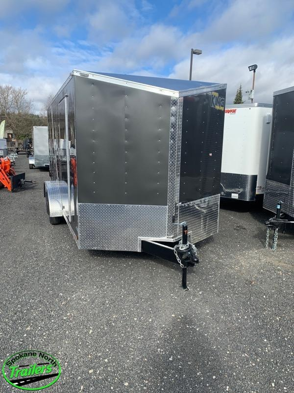 2020 Cargo King by Forest River Nomad 7x16 Cargo Enclosed Cargo Trailer