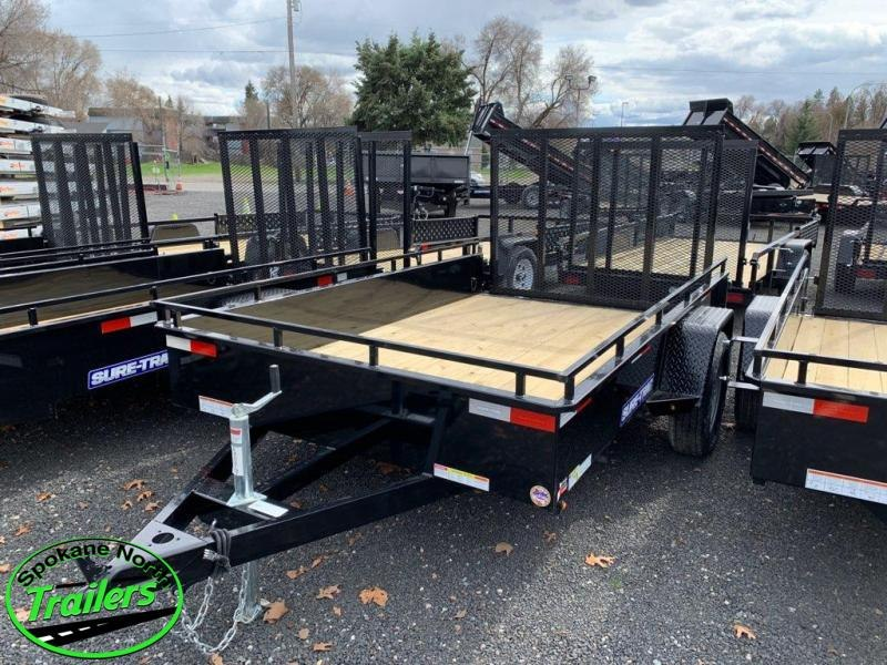 2020 Sure-Trac 6x10 Steel High Side  3k Idler