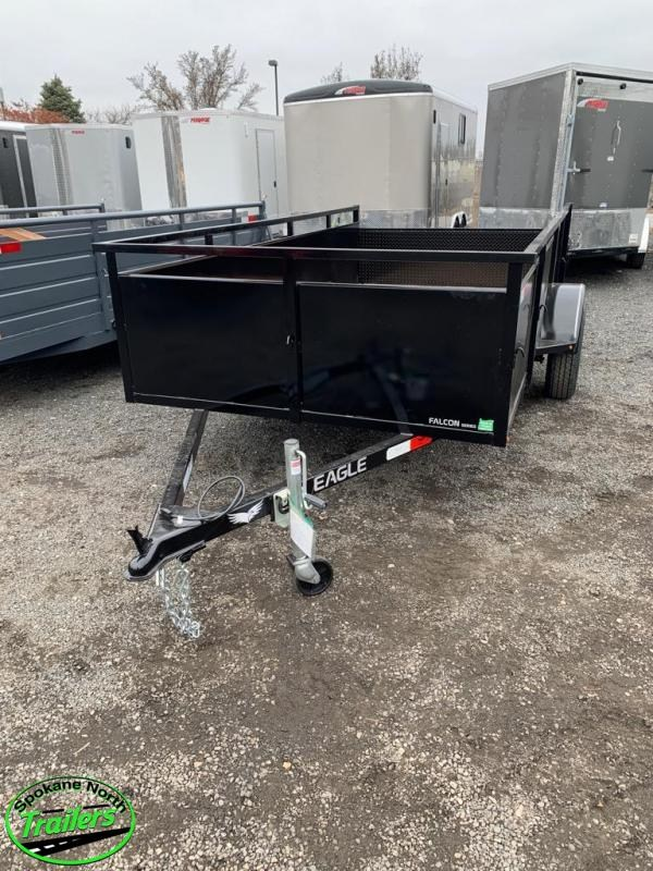 2020 Eagle Trailer Falcon Lightspeed 6x12 Landscape Utility Trailer