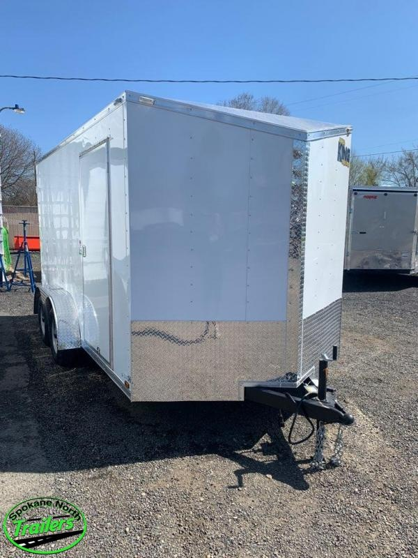 2020 Cargo King by Forest River Nomad 7x14 Cargo Trailer