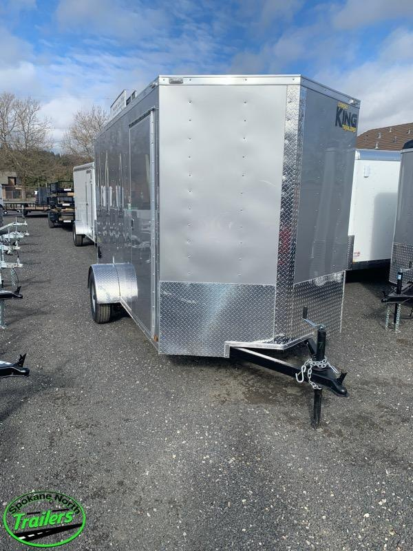 2020 Cargo King by Forest River Nomad 6x12 Cargo Enclosed Cargo Trailer