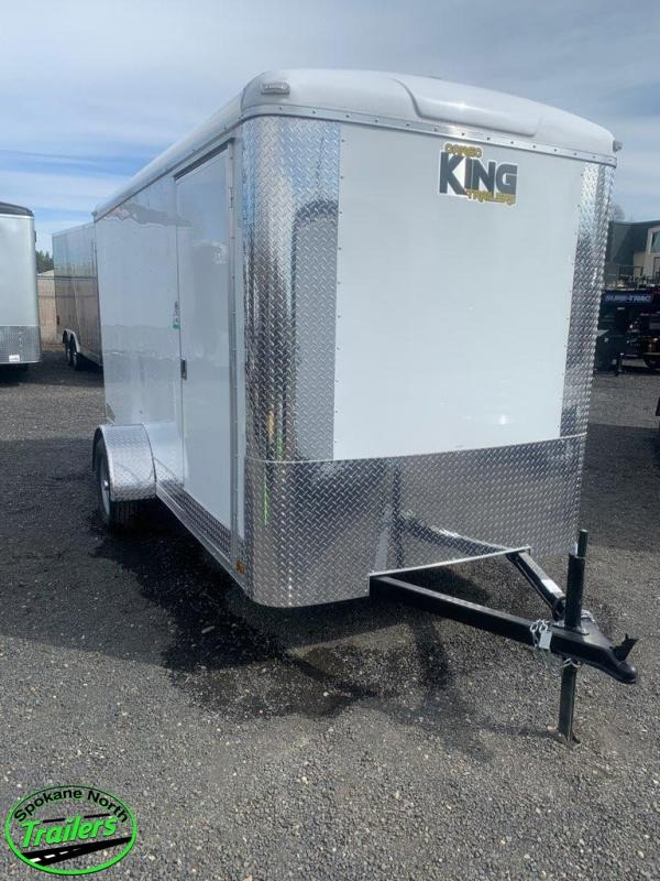 2020 Cargo King by Forest River Defender 6x12 Enclosed Cargo Trailer