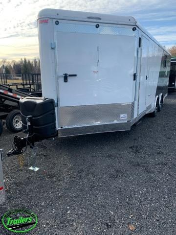 2020 Mirage 8.5X28 10K Snowmobile/Sport Trailer