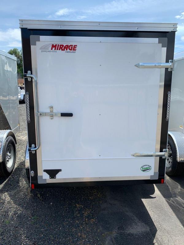 2020 Mirage XPRES 5x8 Cargo Trailer