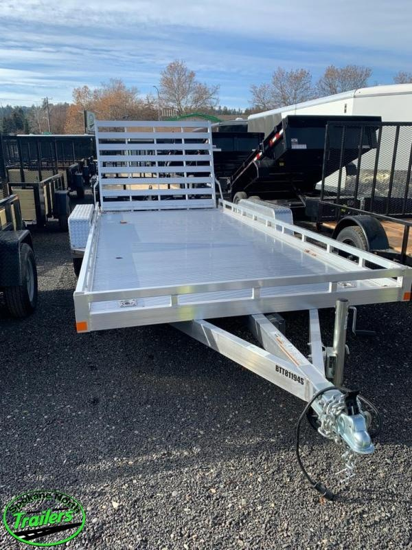 2020 Bear Track 7x16 HD Utility Trailer