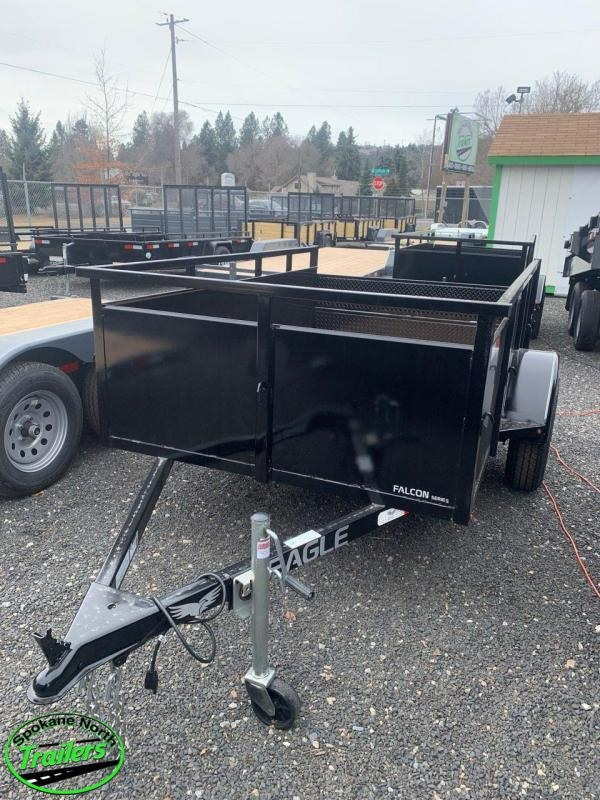 2020 Eagle Trailer Falcon Lightspeed 5x8 Landscape Utility Trailer