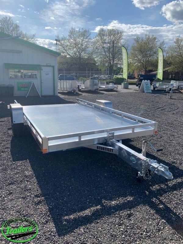 2020 Bear Track Products 7x12.6 ATV TILT Trailer