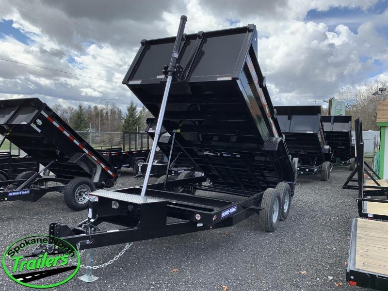 2020 Sure-Trac 7X14 LP 14K Telescopic Dump
