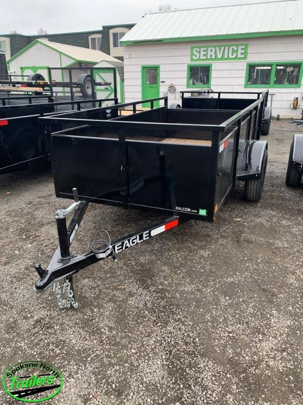 2020 Eagle Trailer Falcon Lightspeed 5x10 Landscape Utility Trailer