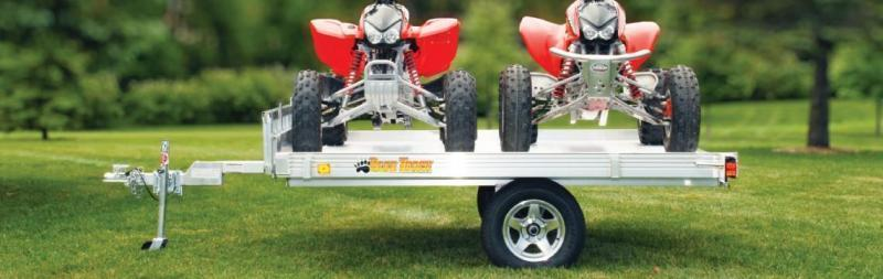 2020 Bear Track Products BTX 7X12 ATV Trailer