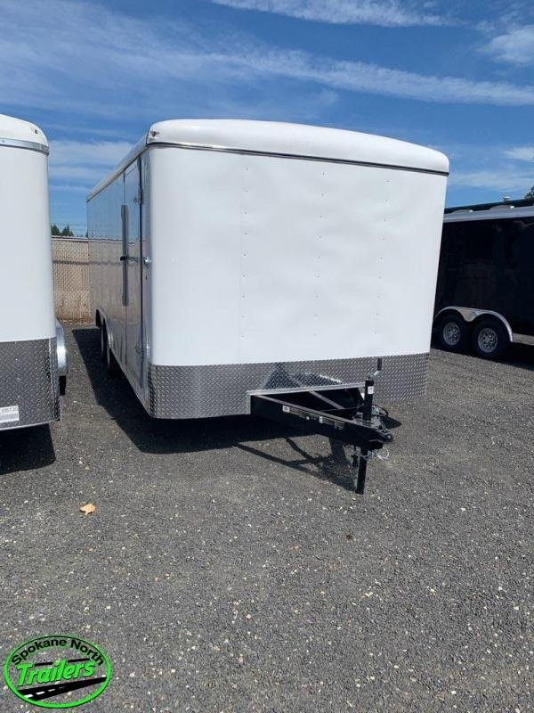 2019 Carry-On 8.5X20 Enclosed Cargo Trailer