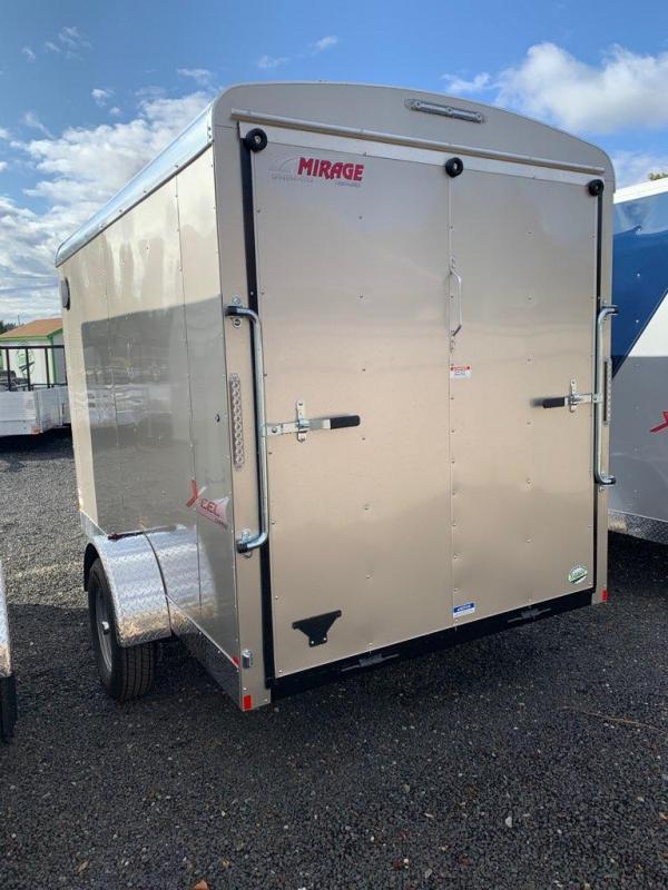 2020 Mirage Xcel 6x10 Cargo Trailer