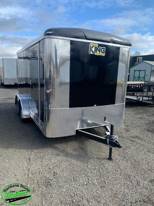 2020 Cargo King by Forest River Defender 7x14 Cargo Enclosed Cargo Trailer