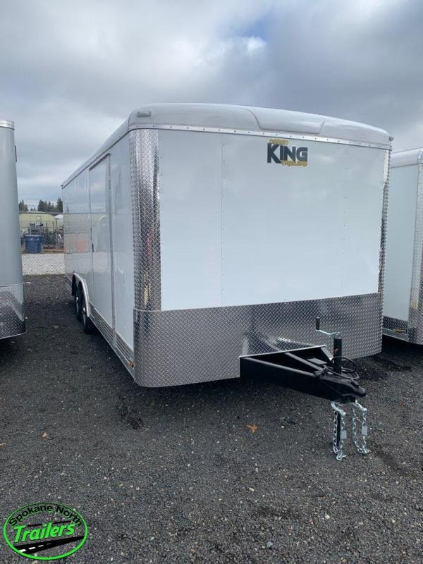 2020 Cargo King by Forest River Defender 8.5x20 10k Car/Racing Trailer Car / Racing Trailer