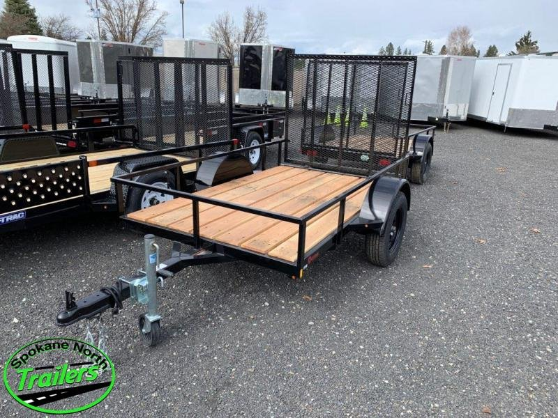 2020 Criterion 5x8 Utility Trailer