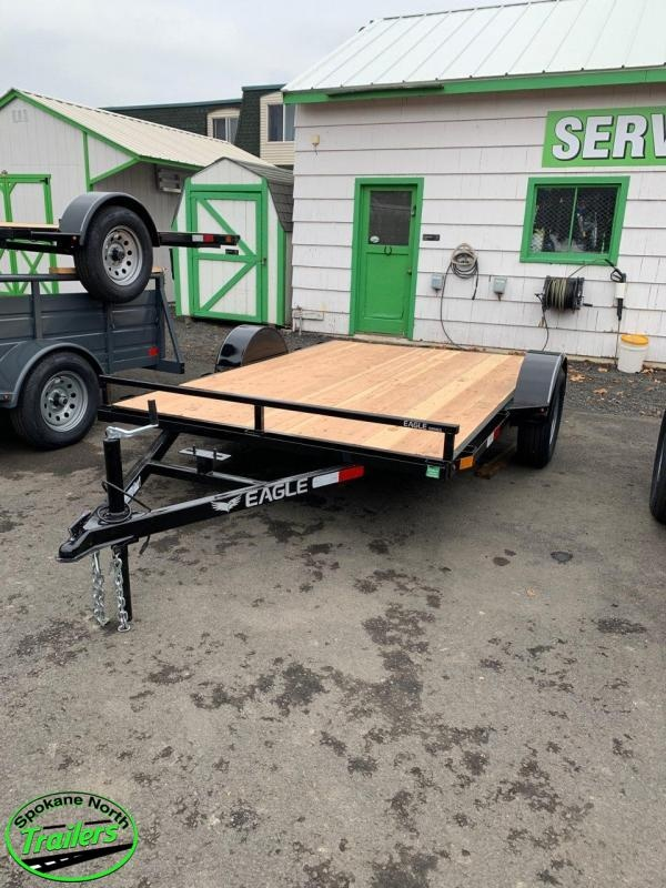 2020 Eagle Trailer 6.5x10 ATV TRAILER