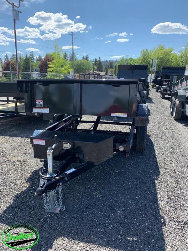 2020 Sure-Trac 5x10 LProfile Dump 7K Single Ram