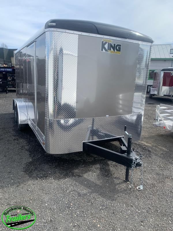 2020 Cargo King by Forest River Defender 7x16 Enclosed Cargo Trailer
