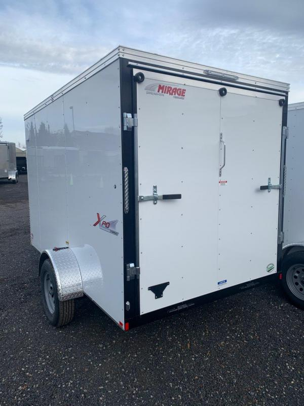 2020 Mirage XPO 6x10 Cargo Trailer