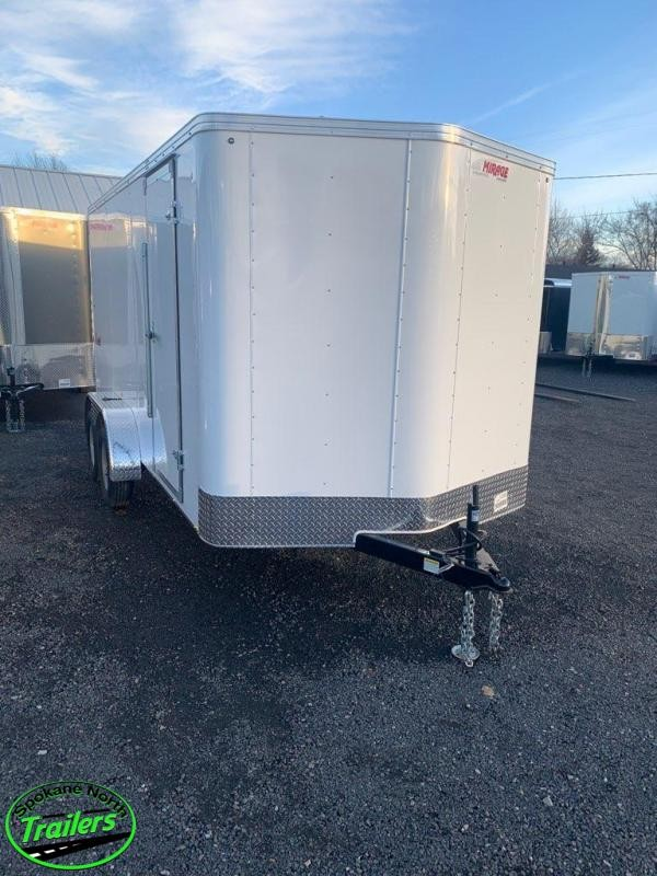 2020 Mirage Trailers XPRES 7x14 TANDEM AXLE CARGO Enclosed Cargo Trailer