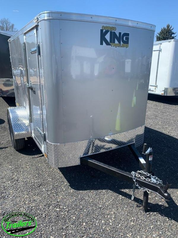 2020 Cargo King CARGO KING By Forest River Lancer 5x8 Cargo Trailer