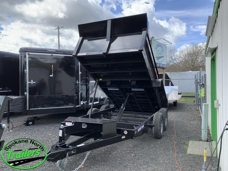 2020 Sure-Trac 6x12 LProfile 10K Single Ram Dump